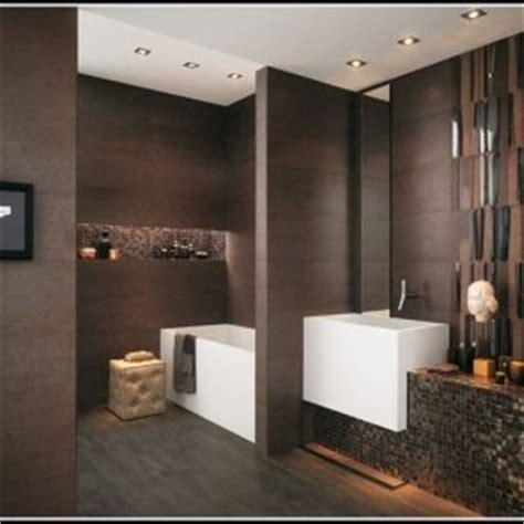 Badezimmer Fliesen Creme Braun by Bad Fliesen Braun Beige Fliesen House Und Dekor