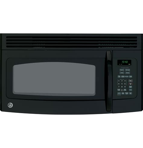 Cooktop Microwave ge spacemaker 174 the range microwave oven jvm1540dnbb ge appliances