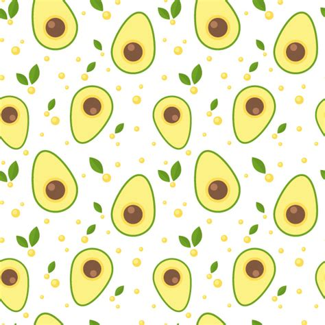 seamless pattern design illustrator how to design a seamless avocado pattern in adobe