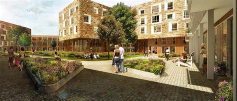 Housing Styles north west cambridge development