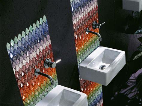 mosaico fiori glass mosaic fiori by vetrovivo