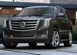Cost Of Cadillac Escalade 2015 Cadillac Escalade Price