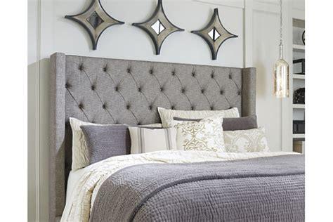 store californien 603 sorinella upholstered headboard furniture