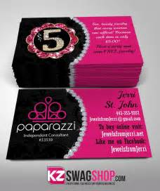 paparazzi business cards paparazzi jewelry business cards style 3 kz swag shop