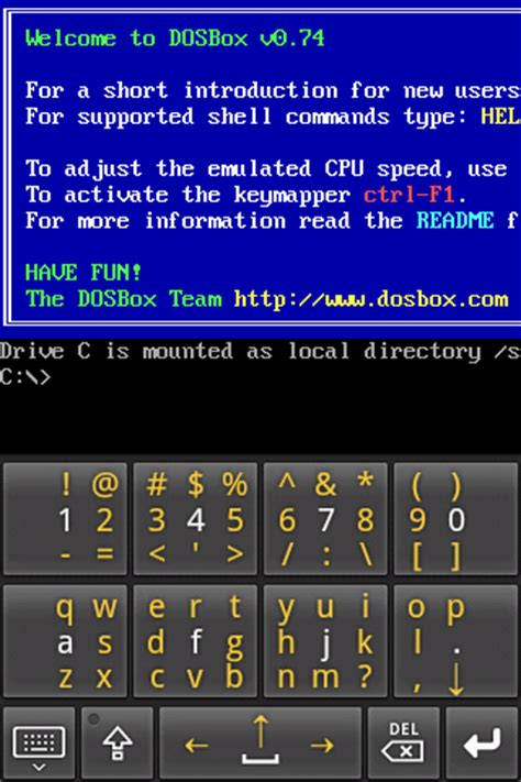 dosbox android andosbox android apps on play