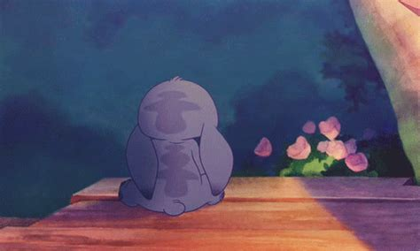 stitch gif find share on giphy lonely lilo and stitch gif find share on giphy