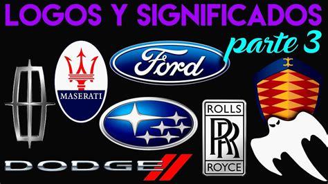 Marcas De Auto Logos by Logos De Marcas De Autos Y Sus Significados Pt 3