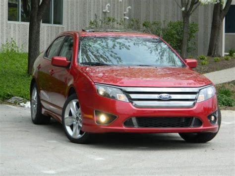 2012 ford fusion sport for sale find used 2012 ford fusion sport low sync heated