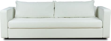 modern white leather sofa bed sleeper eperny white faux leather sleeper couch modern futons