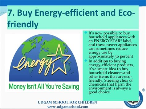 10 Steps For The Best Possible Savings On Everything by 10 Steps To Save The Earth