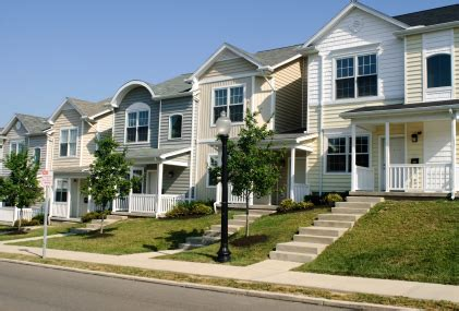 Difference Between Townhouse And House by Landmark Professional Mortgage Company 187 Recent News