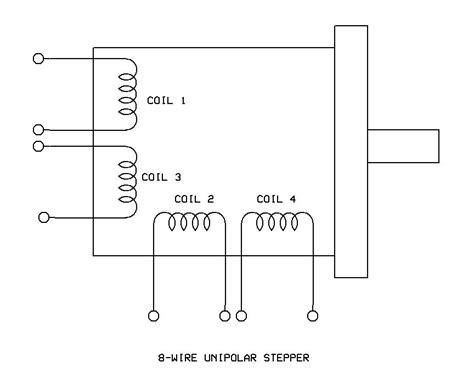 stepper motor wiring diagram stepper motor wiring connection impremedia net