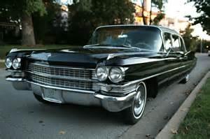 1963 Cadillac Fleetwood 1963 Cadillac Fleetwood Pech Limousine Inc