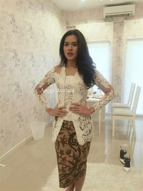 model baju kebaya bali anggiasmara kebaya and gown by anggi asmara pinterest