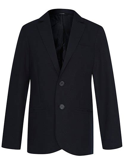 Blazer Import Navy List Black boys navy school slim fit blazer school george