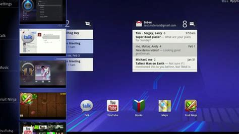 android multitasking 5 ways the android powered tablet is better than the lifehacker australia