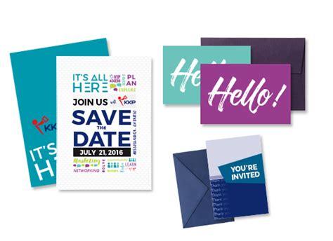 invitation design and printing services kkp canada corporation invitation design kkp design