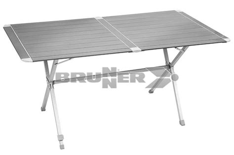 tavoli pieghevoli in alluminio tavolo pieghevole brunner mercury gapless 6