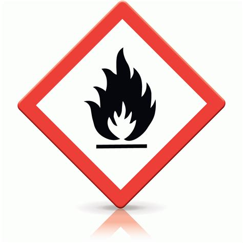 flammable home buy flammable labels ghs regulation stickers