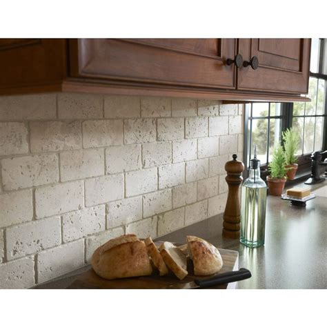 kitchen wall backsplash panels best 10 travertine backsplash ideas on beige