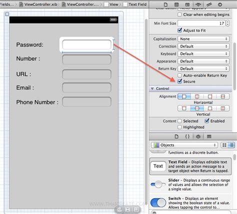 html input text box pattern ios iphone hide input keyboard and validate text field