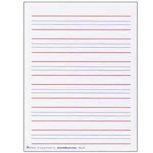 English Writing Paper Printable Red And Blue Lined Handwriting Paper Printable Red And