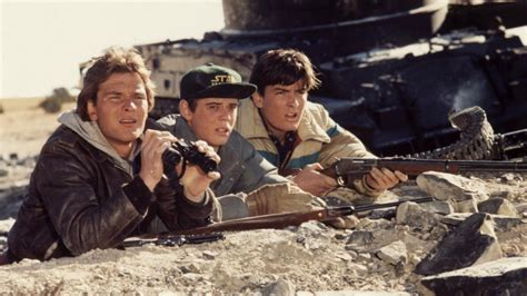 red awn red dawn review 1984 movie hollywood reporter