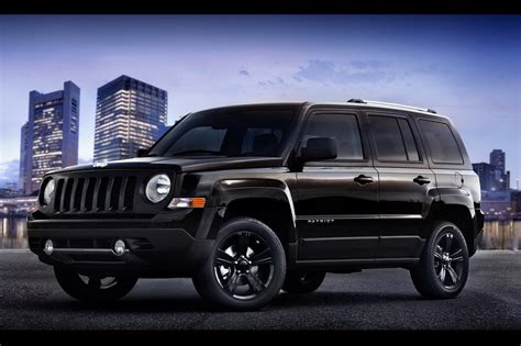 Jeep Patriot And Compass Photos Jeep Grand Compass And Patriot Altitude