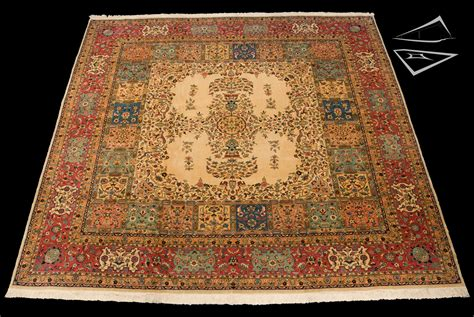 Large Square Rug by Bulgarian Square Rug 12 X 12