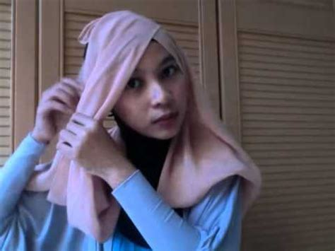 Square Kerudung Segi4 Cerruty Flower Pearly tutorial rania 2 doovi