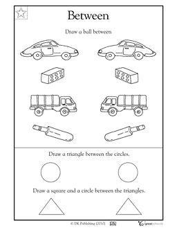 Ordinal Inside Out 06 16 best images of free following directions worksheets