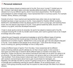 character statement example template best template