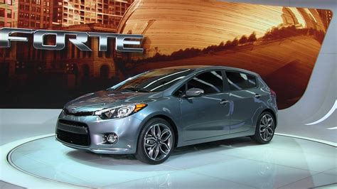Kia 5 Door by The Kia Forte 5 Door Debuts At The Detroit Auto Show
