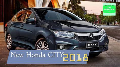 Honda City New Model 2018 by Honda City 2018 New Model Vti And Vtl Review