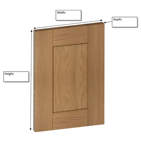 How To Measure Kitchen Cabinet Doors | how to measure solid oak kitchens cabinets cabinet