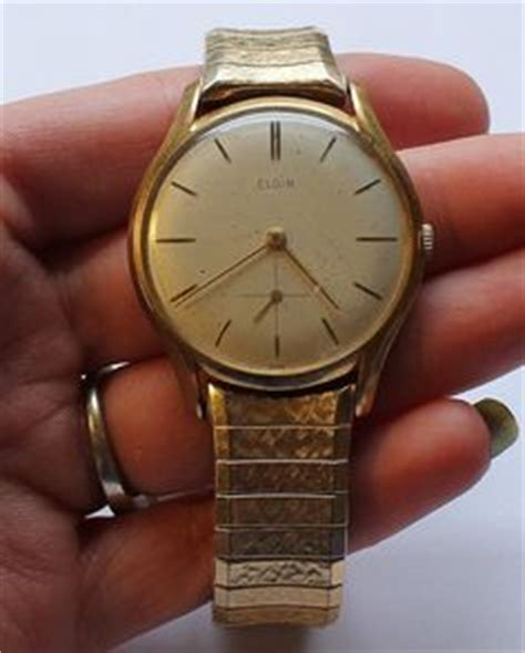 reserved mens vintage lord elgin with 14k gold