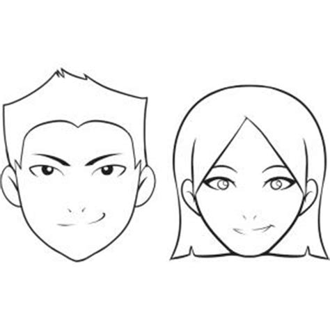 How to Draw a Face For Kids, Step by Step, People For Kids