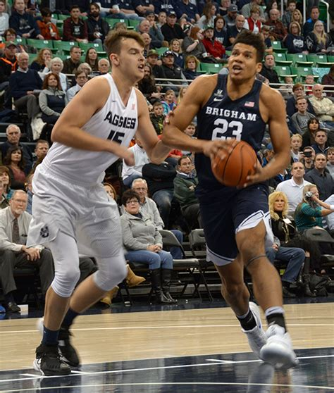 Byu Mba Career Tracks by Out Of The Slump And Back On Track Byu Defeats Utah State