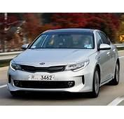 2017 Kia Optima Hybrid/Optima Plug In Hybrid Preview