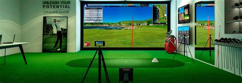 Software To Create Floor Plans indoor golf simulator hd and full swing