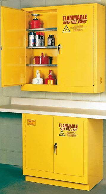 undercounter flammable storage cabinet flammable cabinets yankee supply