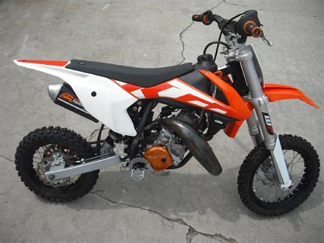Ktm Buy Ktm 50 Sx For Sale Used Motorcycles On Buysellsearch