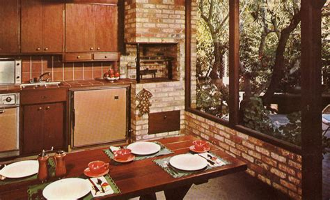 1963 home decor decorating a 1960s kitchen 21 photos with even more