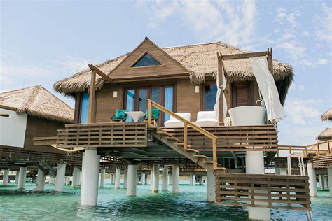 sandals overwater bungalows jamaica review of sandals resorts overwater bungalows