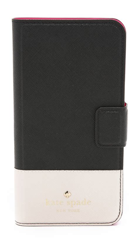 kate spade cedar street iphone 6 6s case wristlet in kate spade new york leather wrap folio iphone 6 plus 6s