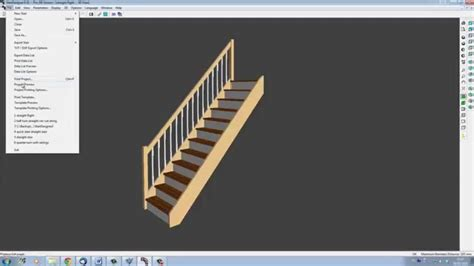 staircase design software stair design software and easy design with stairdesigner