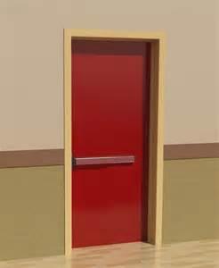 steel door institute metal doors and frames bim objects