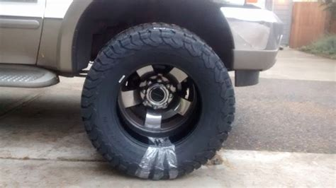 Car Tires Howling Anyone Here With Bfg S Rugged Terrain Tires Page 3
