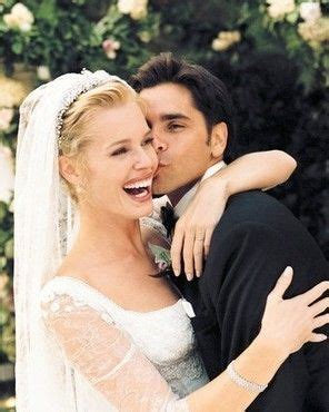 rebecca romijn married rebecca romijn john stamos on their wedding day