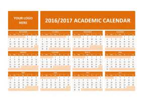 school year calendar template 2016 2017 school calendars freewordtemplates net